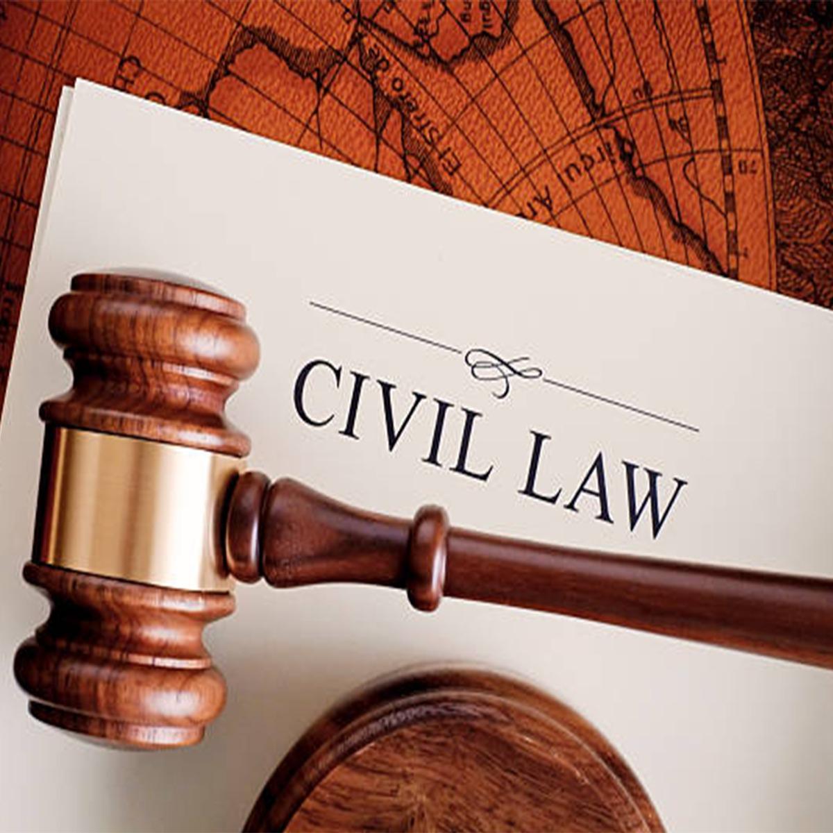 Civil Matter and Cop